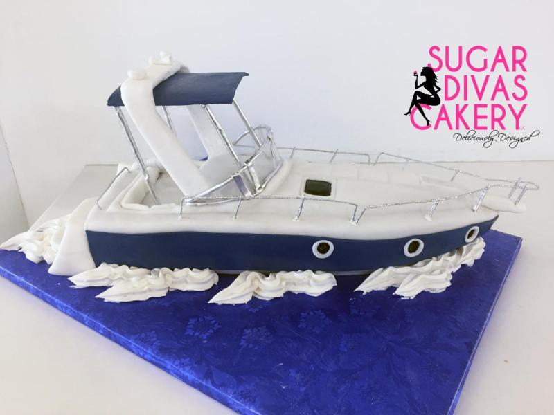 boat 3dsea ocean