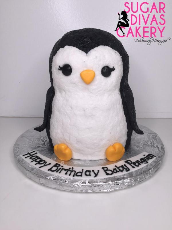 penguin 3danimal birdcute