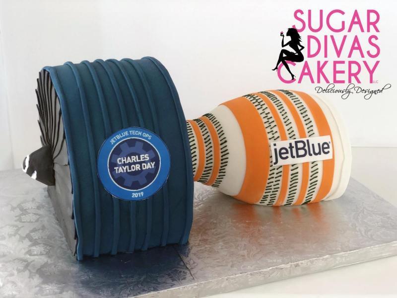 jetblue engineairplane logo