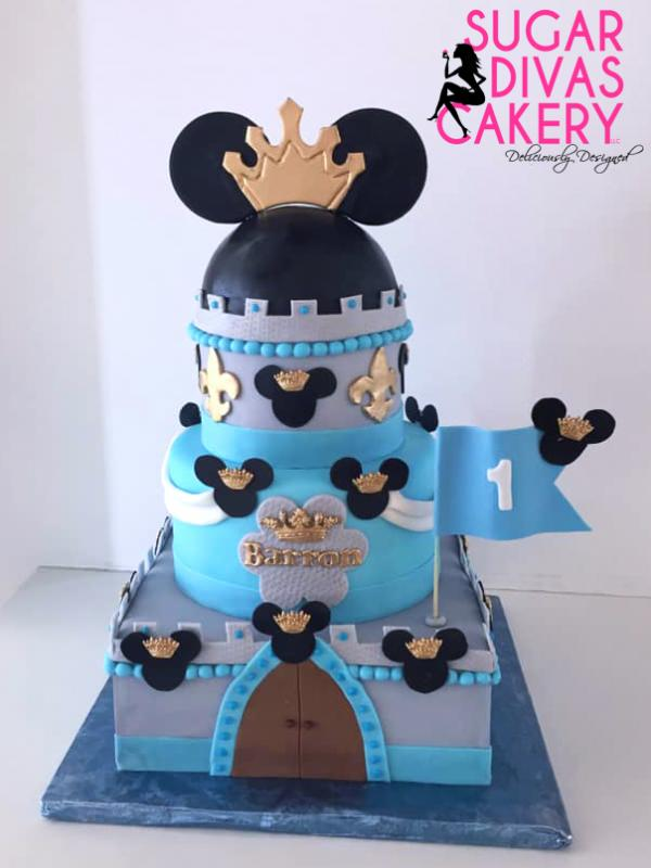 mickey mouse castle disneyblue1st birthday first